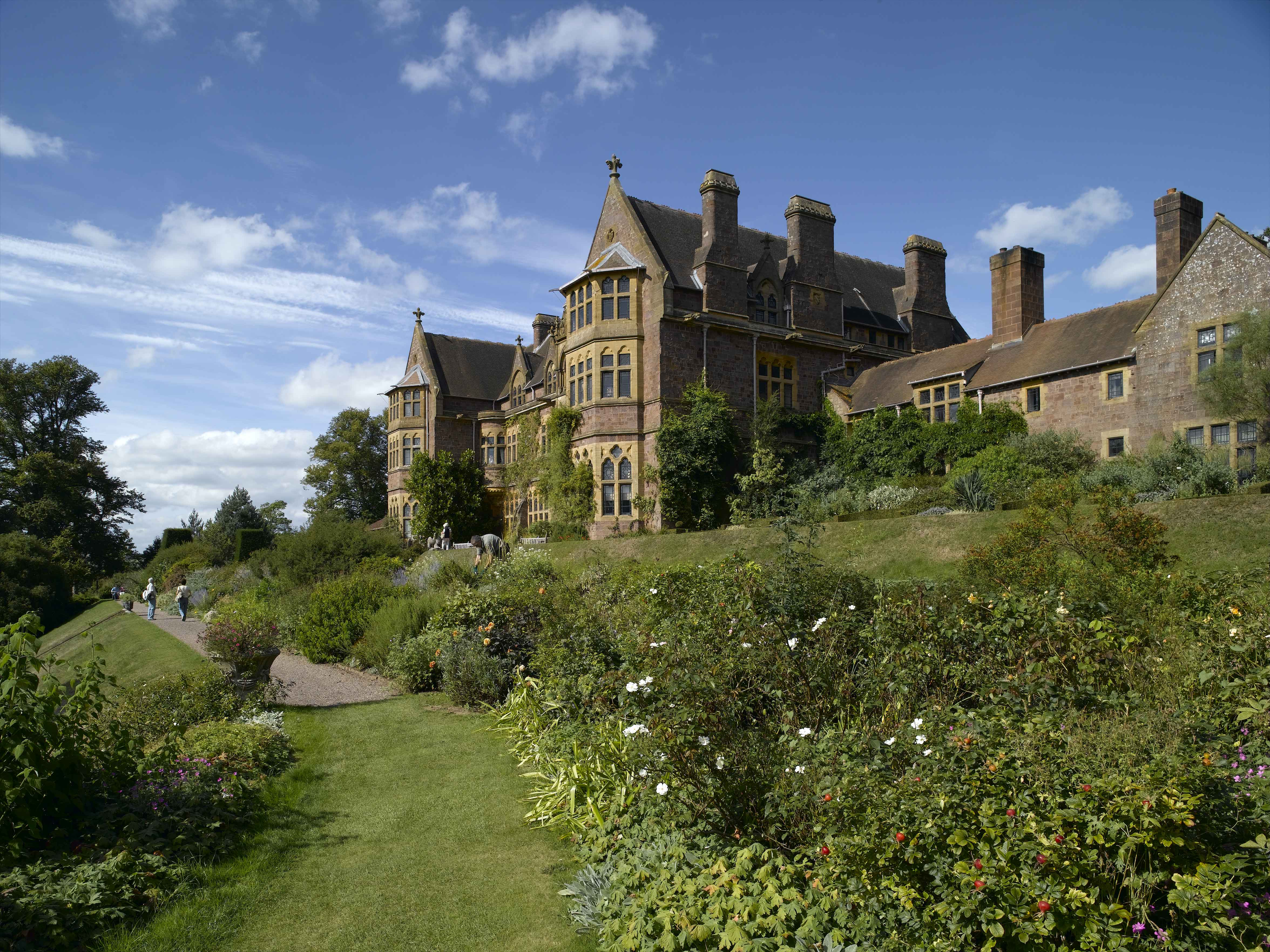 Knightshayes Court Devon Le Page Architectsle Page